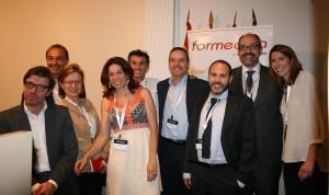 grupo especialistas curso cirugia ortognatica trabajo en equipo