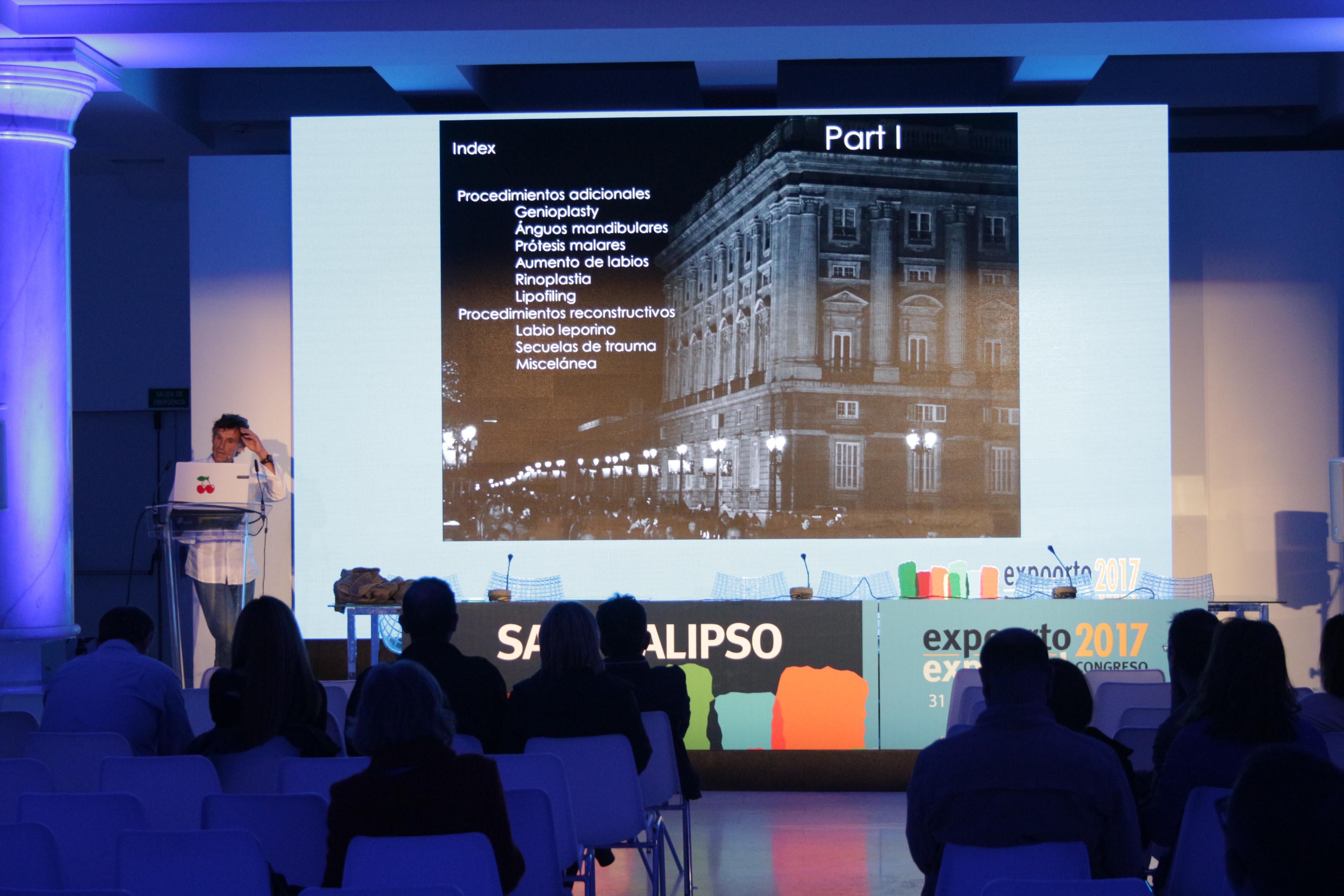 Expoorto-Expooral 2017 se ha celebrado en Madrid durante los días 31 de marzo y 1 de abril con la alta tecnología como hilo conductor.